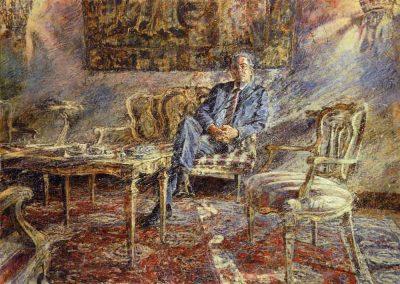 Ritratto di Ludovico Mazzarolli