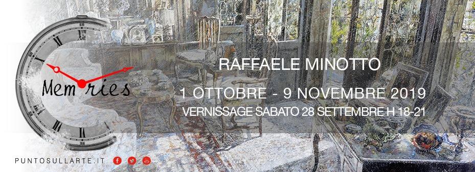 Memories – Galleria Punto sull'Arte, Varese