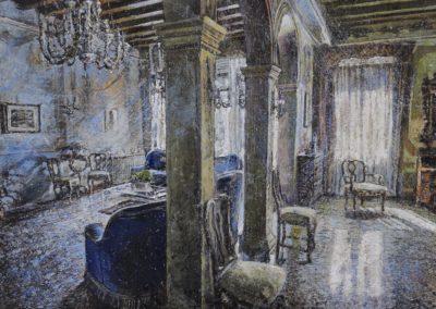 Luci nel salotto blu